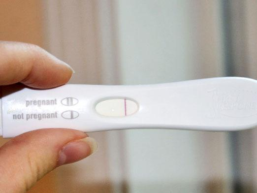 Failure of the pregnancy test  Can a pregnancy test be wrong